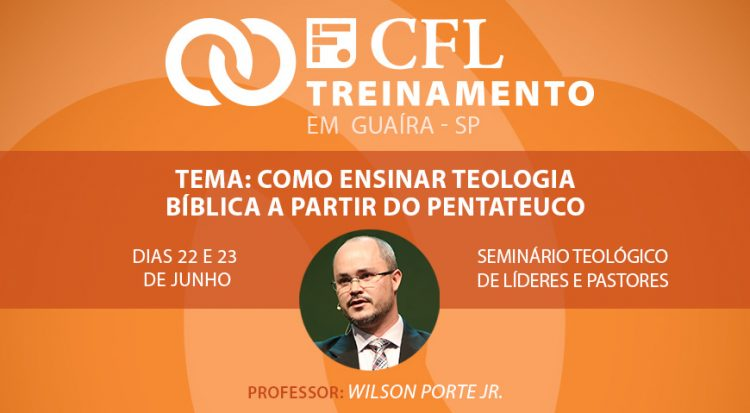 Como Ensinar Teologia Bíblica a Partir do Pentateuco