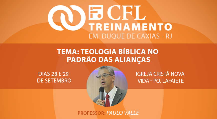 Teologia Bíblica no Padrão das Alianças