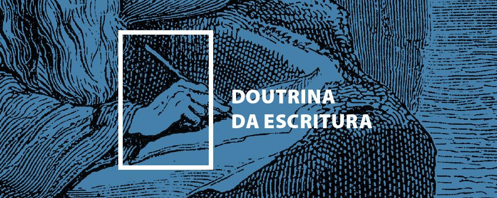 Doutrina da Escritura
