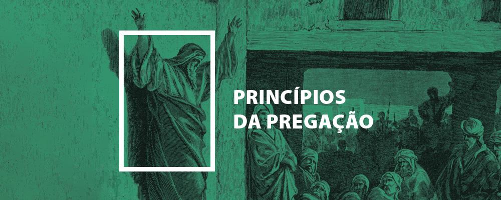 Princípios da Pregação
