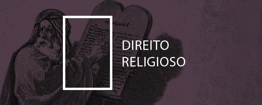 Direito Religioso - Thiago Rafael Vieira & Jean Marques Regina