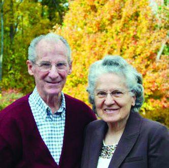 Pr. Ricardo Denham e Esposa