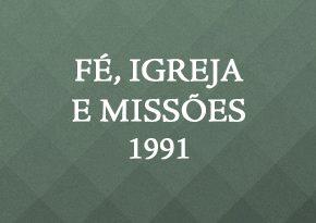 7ª Conferência Fiel para Pastores e Líderes - Brasil