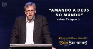 Palestra sobre o livro Amando a Deus no Mundo