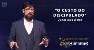 Palestra sobre o livro O custo do discipulado