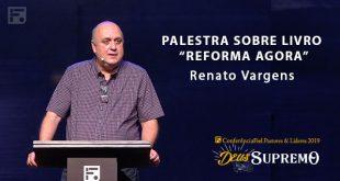 Palestra sobre livro Reforma Agora